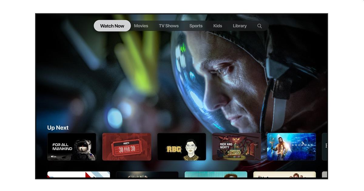 Apple TV+ App Lands on Older LG and Samsung Smart TVs