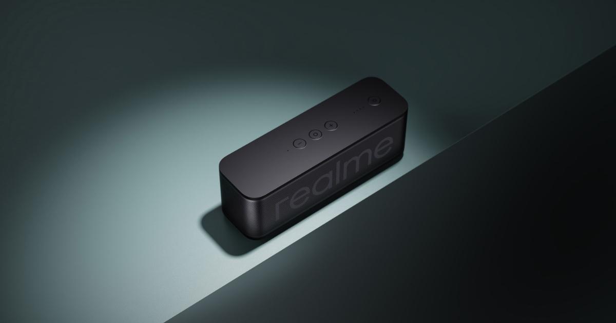 Realme Unveils Brick Bluetooth Speaker, Mobile Gaming Accessories In India